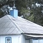 Скорбященский храм пос. Шаумянский. 2008 г.