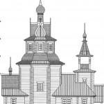 Северный фасад храма 1