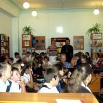 День славянской письменности и культуры в библиотеке ДК пос. Шаумянский