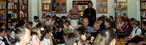 День славянской письменности и культуры в библиотеке ДК пос.Шаумянский