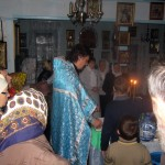 Престольный праздник 2012
