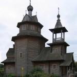 Храм-часовня Владимира, митр.Киевского в Свиблово