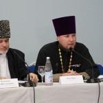 По благословению епископа Георгиевского и Прасковейского Гедеона Георгиевскую епархию на конференции представлял иерей Павел Иватской.