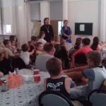 летний детский православный лагерь Георгиевской епархии «Радуга»