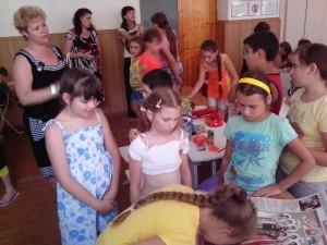 1мпришкольный летний лагерь СОШ №1