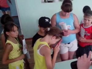 пришкольный летний лагерь СОШ №17