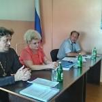 Встреча с руководителями общеобразовательных учреждений
