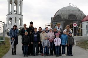 В Свято-Георгиевском женском монастыре
