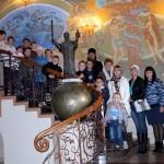 В Никольском соборе г. Кисловодска